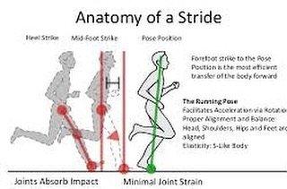 Foot Strike Patterns of Running